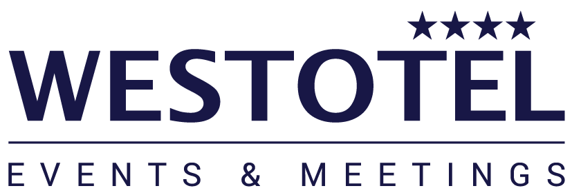 logo westotel events and meetings